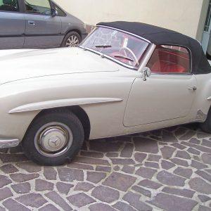 mercedes-190-sl
